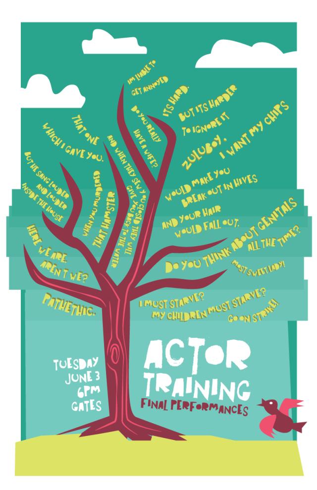 ActorTrainingShow2